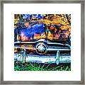 1950 Ford To Be Reconditioned Framed Print
