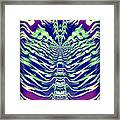 Abstract 140 Framed Print