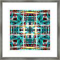 Abstract Pattern 5 Framed Print