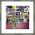 Art  Panorama  Framed Print
