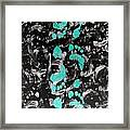 Barefoot Painting Original By Zee Clark Framed Print