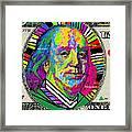 Ben Franklin Framed Print
