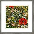 Blossoming Meadow Framed Print