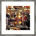 Brass Beer Framed Print by Sharon Costa