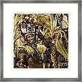 Carnival Rio De Janeiro 30 Framed Print