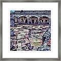 Castillo De San Cristobal Framed Print