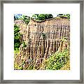 Cathedral Gully Framed Print