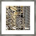 City Center -27 Framed Print
