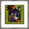 Creatures Of The Realm Framed Print