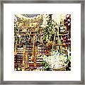 Florence Market Framed Print