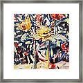 For Christan Framed Print
