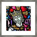 Jesus The King Framed Print