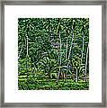 Jungle Life Framed Print