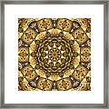 Kaleidoscope 45 Framed Print