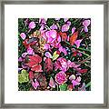 Last Glimpse Of Summer Framed Print