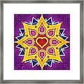 Love Within Framed Print