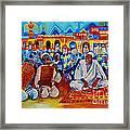 Maseed Maseed 9 Framed Print