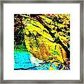 Mellow Yellow 69 Framed Print