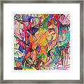 Perpetual Encounter With Providence 6 Framed Print