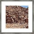 Petra Framed Print