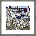 Psychedelic Old Surrey 1 Framed Print
