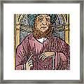 Rhazes (850-923) Framed Print