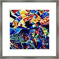 Scriabin Framed Print