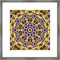 Kaleidoscope 43 Framed Print
