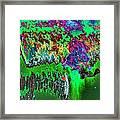 Splash 2 Framed Print