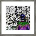 Technicolor Chassid Framed Print