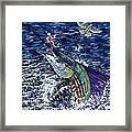 Top Sail Framed Print