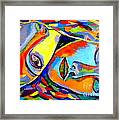 Two Energies Framed Print