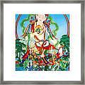 Vasudhara 3 Framed Print