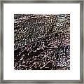 Xanada - Mars  Framed Print