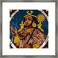 Atahualpa, Last Emperor Of The Incan Framed Print