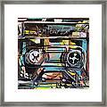 JB Framed Print