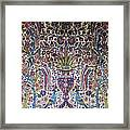 Photos Of Persian Antique Rugs Kilims Carpets  Framed Print