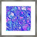 1166 Abstract Thought Framed Print