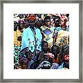 Burundi-peace Framed Print