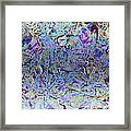 1222 Abstract Thought Framed Print