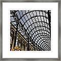 Hay's Galleria London Framed Print
