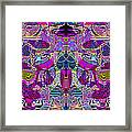 1310 Abstract Thought Framed Print