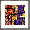1517 Abstract Thought Framed Print