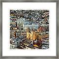 Guanajuato, Mexico Framed Print
