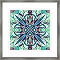 1800 06 Framed Print