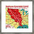 1904 Louisiana Purchase Exposition Framed Print