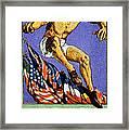 1919 Allied Games Poster Framed Print
