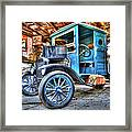1919 Ford Model T Framed Print by Robert Jensen