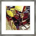 1929 Ford Digital Art Framed Print
