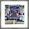 1932 Ford Roadster Front Framed Print